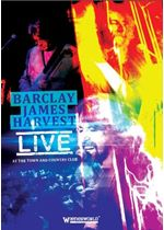 Barclay james harvest live at the town and country club