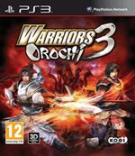 Warriors Orochi (PS3)