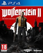 Image of Wolfenstein 2: The New Colossus (PS4)