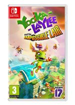 Yooka Laylee And The Impossible Lair Nintendo Switch