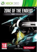 Zone of the enders - collection HD (xbox 360)