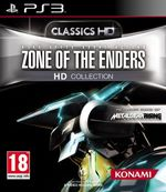 Zone of the Enders - collection HD (PS3)