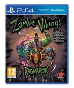 Image of Zombie Vikings Ragnarok Edition PS4 Game