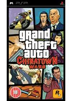 Image of Grand Theft Auto: Chinatown Wars (PSP) [PSP]
