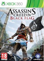 Assassin's Creed IV : Black Flag (Xbox 360)