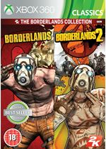 The Borderlands Collection (Xbox 360)