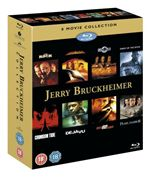 Coffret 8 films de Jerry Bruckheimer (blu-ray)