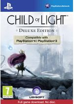 Child of Light édition collector (PS3, PS4)