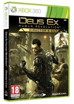 Deus Ex: Human Revolution Director's Cut (Xbox 360)