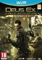 Deus Ex : Human Revolution Director's Cut (Wii U)