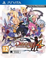 Disgaea 4 : A Promise Revisited (PS Vita)