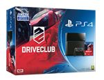 Console PS4 noire pack DriveClub