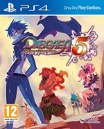 Disgaea 5 : Alliance of Vengeance édition Day One (PS4)