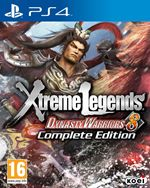 Dynasty Warriors 8 : Xtreme Legends Complete Edition (PS4)