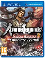 Dynasty Warriors 8 : Xtreme Legends Complete Edition (PS Vita)