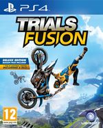 Trials Fusion édition deluxe (PS4)