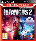 inFamous 2 gamme essentials (PS3)
