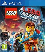 Lego La Grande Aventure : Le Jeu Video (PS4)