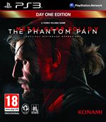Metal Gear Solid V: The Phantom Pain édition Day One (PS3)