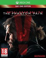 Metal Gear Solid V: The Phantom Pain édition Day One (Xbox One)