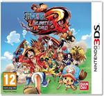 One Piece Unlimited World Red (3DS)