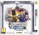 Professeur Layton Vs Phoenix Wright : Ace Attorney (3DS)