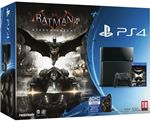 Console PS4 + Batman Arkham Knight