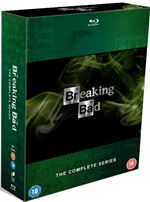 intégrale Breaking Bad (blu-ray)