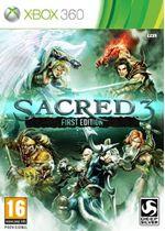 Sacred 3 : First Edition (Xbox 360)