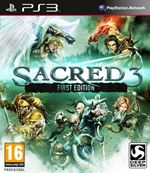 Sacred 3 : First Edition (PS3)