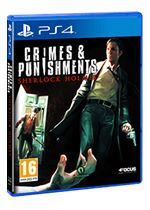 Sherlock Holmes : Crimes & Punishments (PS4)