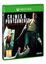Sherlock Holmes : Crimes & Punishments (Xbox One)