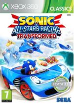 Sonic & All-Stars Racing : Transformed (xbox 360)
