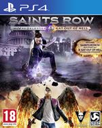 Saints Row IV Re-elected & Gat Out of Hell (PS4)