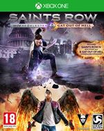 Saints Row IV Re-elected & Gat Out of Hell (Xbox One)