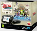 "Wii U 32 Go édition limitée ""The Legend of Zelda : Wind Waker HD"""