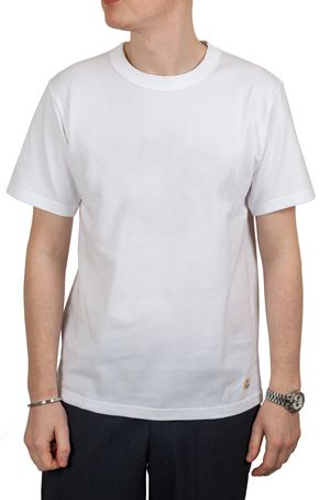 ce866b94daec Details about Armor Lux Plain Boxy T-Shirt In White